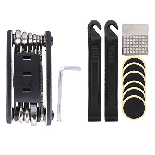 Kit de herramientas de reparación antioxidante Sports Lover Road Bike