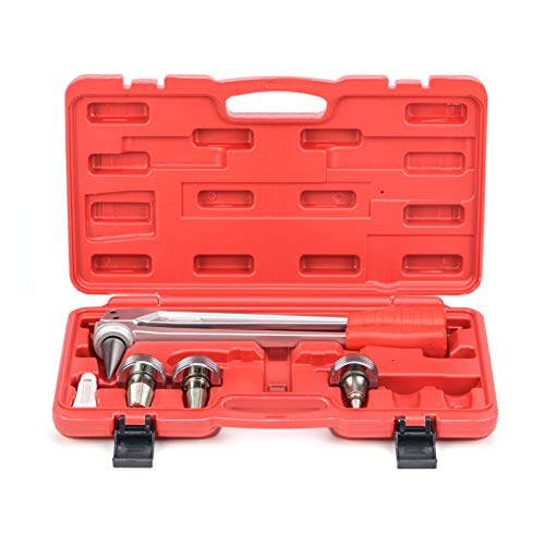 IWISS 1/2,3/4,1-inch ProPEX Expander Tool Kit meets ASTM F1960 for PEX-A Pipe suits Uponor Propex Wirsbo