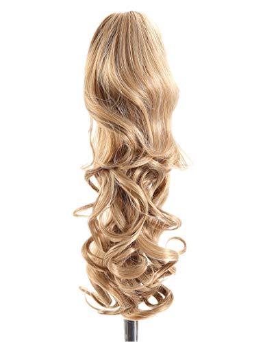 Prettyland - DH254 pelo largo Extensión de cabello, Peluca Cola de Caballo...
