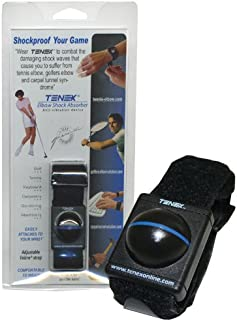Tenex ATESA Elbow Shock Absorber - Black