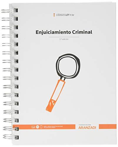 Enjuiciamiento Criminal (LeyItBe) (Código Básico)
