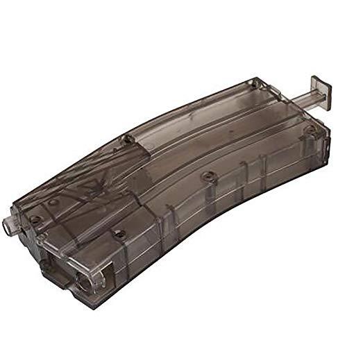 Soapow BB velocidad cargador simplificado airsoft paintball 500rd táctico militar BB caja juegos de guerra pistola caza