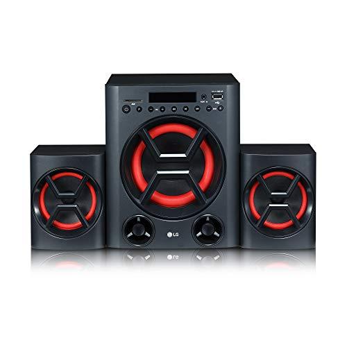 of lg shelf stereos LG LK72B XBOOM Audio System 40W Total Output Power