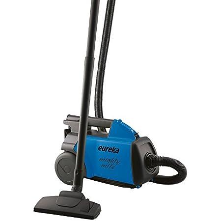 Eureka 3670H Bagged Canister Vacuum Cleaner, w/ 2bags, Blue