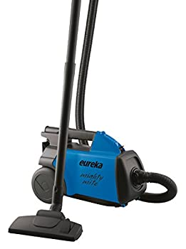 Eureka 3670H Bagged Canister Vacuum Cleaner w/ 2bags Blue