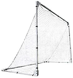 Lifetime 90046 Soccer Goal with Adjustable Height and Width