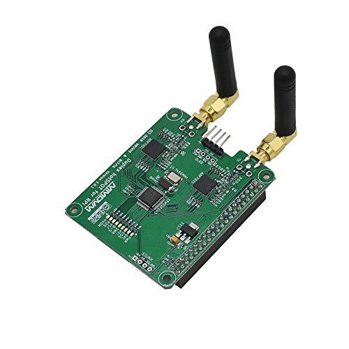 weichuang Elektronisches Zubehör Digital Radio Wireless Mini Relais Duplex Hotspot Board mit Antenne für RPi Elektronisches Zubehör Elektronisches Zubehör