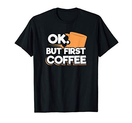 Café regalo grano de café | cafeína taza de café coffee Camiseta