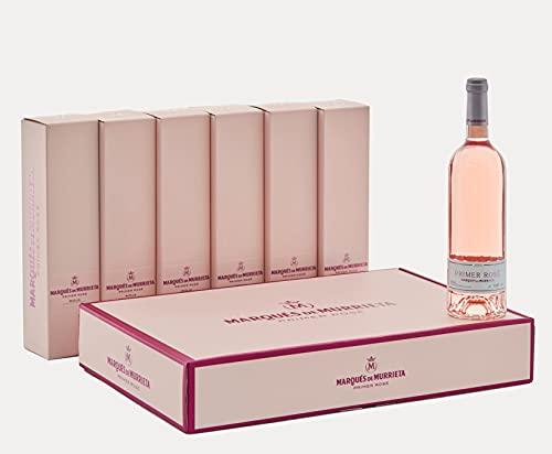 Marqués de Murrieta Primer Rose 2020. Caja Cartón 6 botellas 0,75L