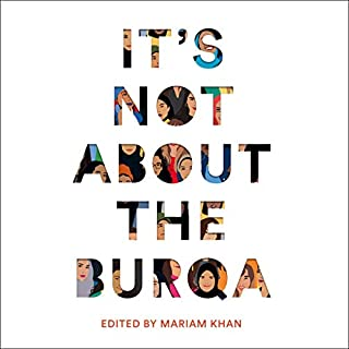 It's Not About the Burqa audiobook cover art