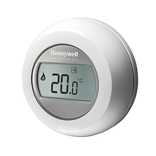 Honeywell Y87RF2024 thermostaat, wit/grijs