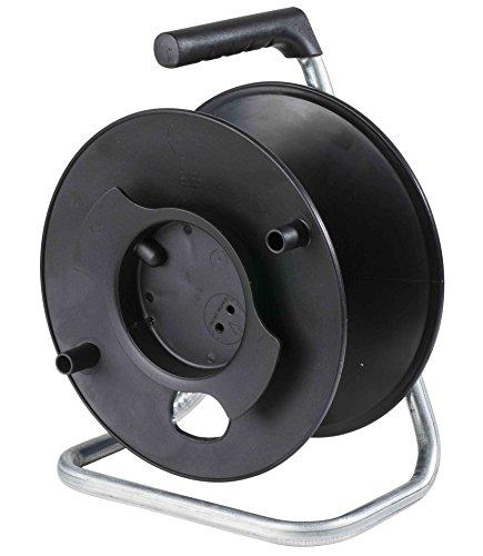 as - Schwabe 12121 Uni-Roller, Kabeltrommel ohne Leitung, leer, Leertrommel