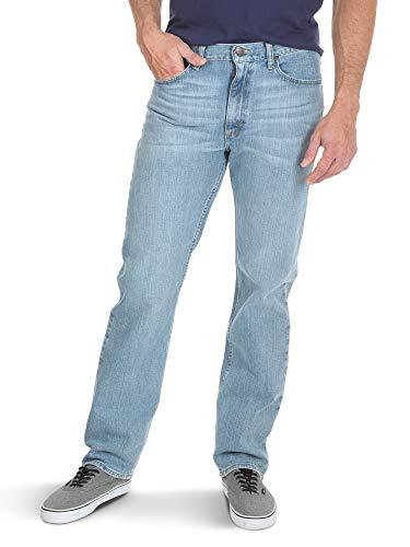 Wrangler Texas Coupe régulière Jambe Droite Jeans nouvelle Hommes Darkstone denim