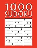 SUDOKU 1000: Gioco Classico 9x9 | facile - medio - difficile - diabolico - lettere | Per B...