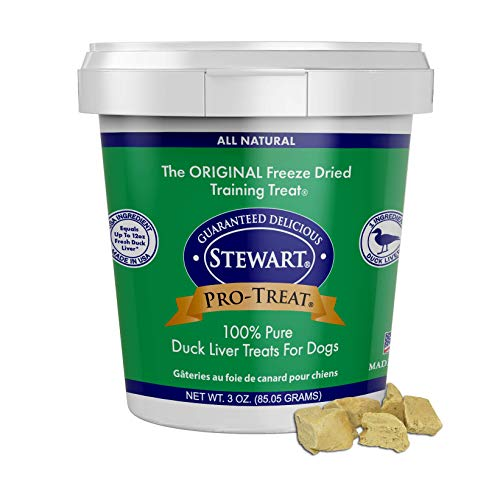 Stewart Freeze Dried Treats $4.92(67% Off)