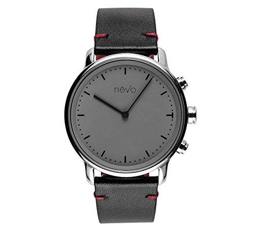 Nevo nevo15m/001l-saules Smartwatch Silber