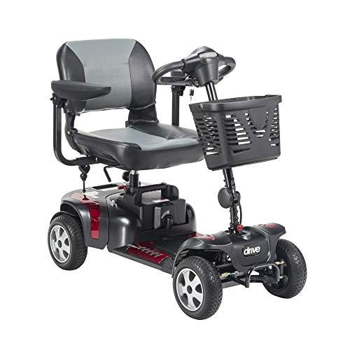 Drive Medical Phoenixhd4 Phoenix 4 Wheel Heavy Duty Scooter