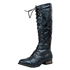 Synthetic Made in USA or Imported manmade sole Shaft measures approximately 14.5 from arch Platform measures approximately 0.9
