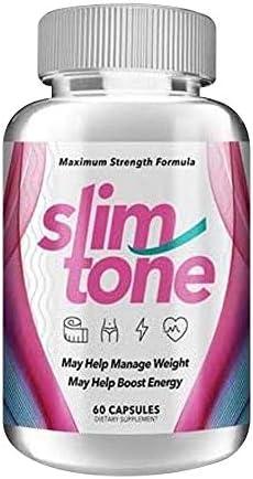 Slim Tone Keto Pills SlimTone Keto Maximum Strength Formula Slim Tone Diet Pills 60 Pills 1 product image