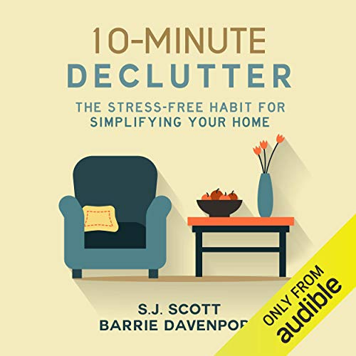 10-Minute Declutter cover art