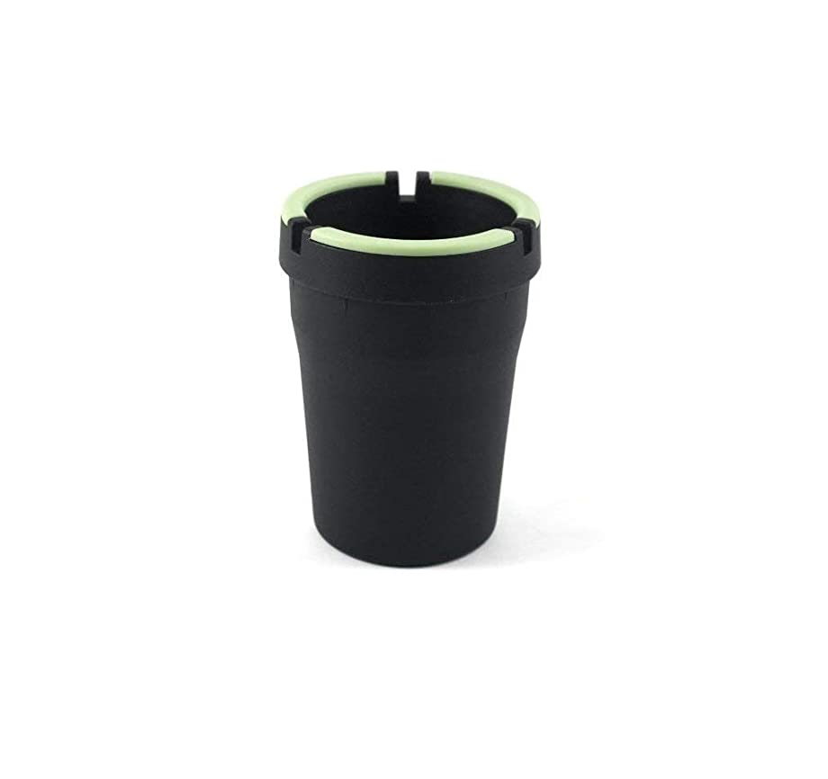 Fess Products Regular Stub Out Glow in The Dark Cup-Style Self-Extinguishing Cigarette Ashtray