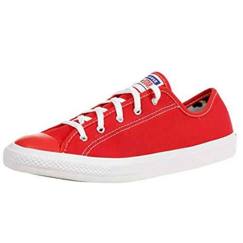 Converse CTAS Dainty OX Damen Schuhe Chucks Sneaker Rot 566773C, Schuhgröße:38 EU