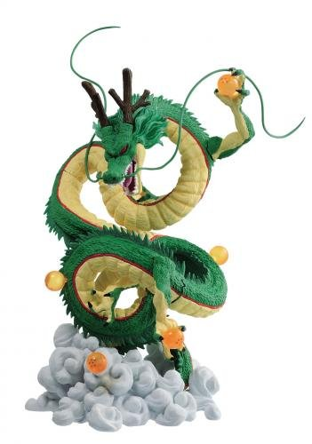 BANPRESTO 604715 Scultures Dragon Ball Z, X Creator- Shenron Action Figur, 16 cm