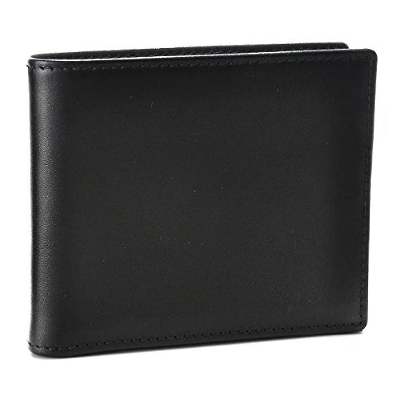チャネル電気的センチメートルETTINGER(エッティンガー) 財布 メンズ STERLING 2つ折り財布 ブラック×パープル ST030CJR-0002-0004 [並行輸入品]