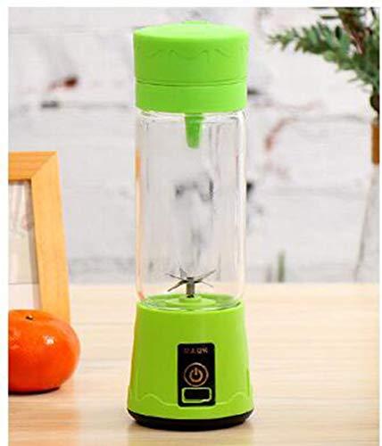 B/H Mini licuadora,Mini exprimidor portátil-Green_E