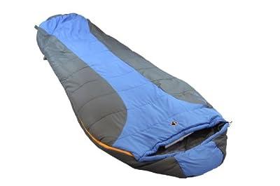 Ledge Sports X-Lite +20 F Degree XL Oversize Ultra Light Design, Compact Sleeping Bag (88 X 36 X 26), Red/Black