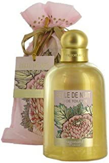 FRAGONARD PERFUME EAU DE TOILETTE , AUTHENTIC 100% FROM FRANCE 200ML , BELLE DE NUIT (FRAGRANT FLOWERS), BEAUTYFULL PACKAGE , LONG LASTING