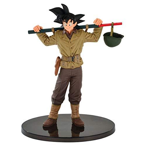 Figure Bandai Banpresto Dragon Ball Z Banpresto World Colosseum2 - Son Goku Ref.34608/34609 Multicor