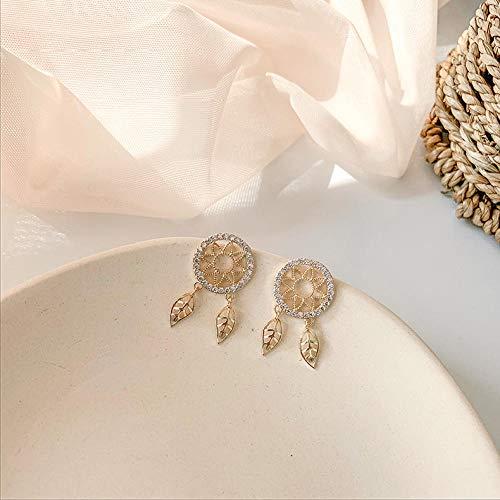 Personaggio orecchini orecchini temperamento argento orecchini Sen orecchini a gas gioielli gioielli Kdw