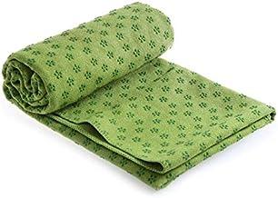 Fitness Yoga Benodigdheden Yoga Mat Slipstof Handdoek PVC Pruimenbloesem Yoga Wrap Handdoek Yogadeken Nieuw 183 * 63cm