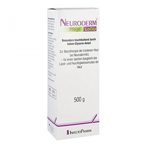 NEURODERM Pflegelotio 500 g Lotion