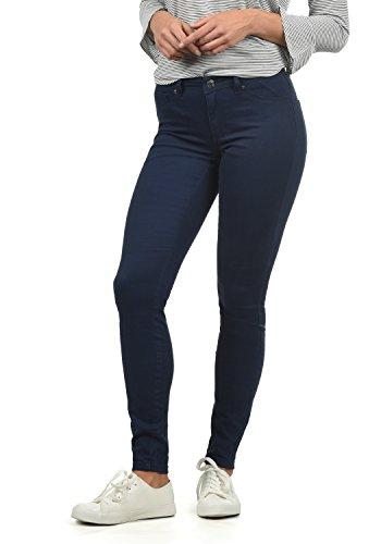 ONLY Lara Super Stretch Damen Jeans Denim Hose Röhrenjeans Aus Stretch-Material Skinny Fit, Farbe:Sky Captain, Größe:M/ L30
