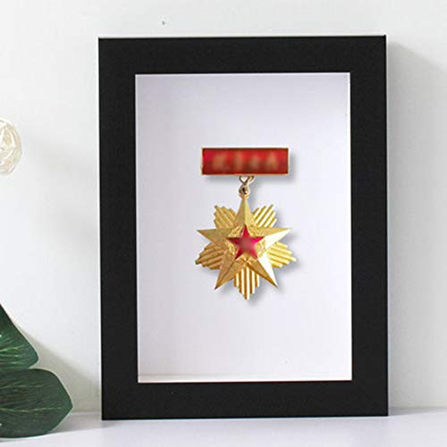 xxz Sports Medal 3D Frame,Frame To Display Medals,Marathon Display Frame For Medal,Photo,Military War Sports Medal,High Polymer,not Easy To Deform,durable,frame To Display Medals
