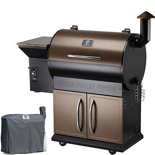 Our #3 Pick is the Z Grills 700D Pellet Smoker