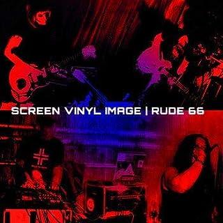Screen Vinyl Image / Rude 66 - Tomorrow Is Too Far / I Am God - Custom Made Music - Wooo-0031