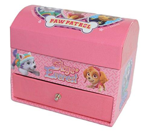 Paw Patrol La Pat'Patrouille - Boîte à bijoux