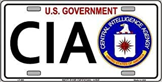 Best cia license plate Reviews