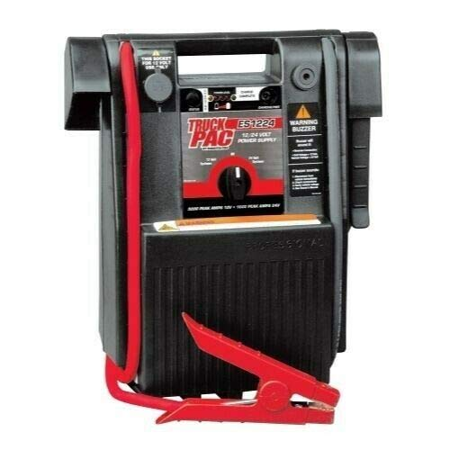 Read About Billion_Store by Truck Pac 3000 Peak Amp 12/24 Volt Jump Starter SOLES1224 Industrial Pro...