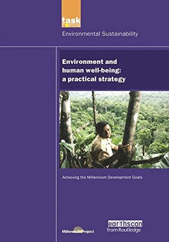 Project, U: Millennium Development Library: Environment and: A Practical Strategy (UN Millennium Project)