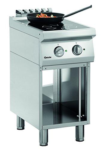 Bartscher Induktionsherd 700 mit 2 Kochstellen - 286411