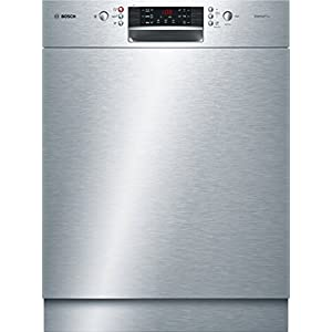 Bosch Serie 4smu46ks01e Semi 13places A + + Stainless Steel Dishwasher–Dishwasher (Semi, A, A + +, Stainless Steel, Buttons, LED)