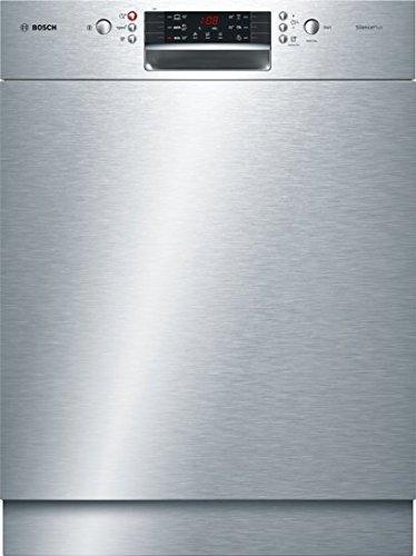 Bosch SMU46KS01E Serie 4 Unterbau-Geschirrspüler / A++ / 60 cm / Edelstahl / 262 kWh/Jahr / 13 MGD / SuperSilence / Extra Trocknen / VarioSchublade