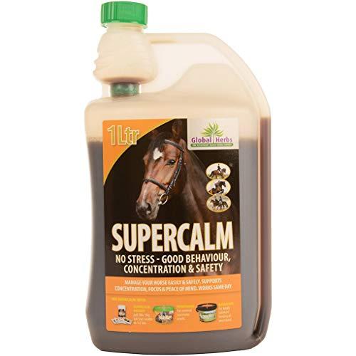 Trilanco Global Herbs Supercalm Liquido Unisex, Taglia Unica