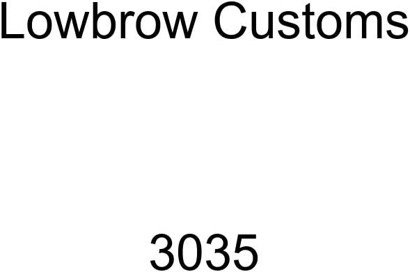 Lowbrow Customs 3035 Spring new work Dove Gray 1