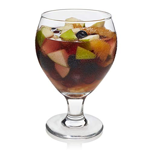Libbey Classic Sangria/Beer Glasses, Set of 4