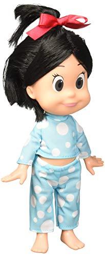 Cleo & Cuquin Muñeca Cleo ¡vamos a la cama!, juguete de la Familia Telerín (Mattel FGR66)